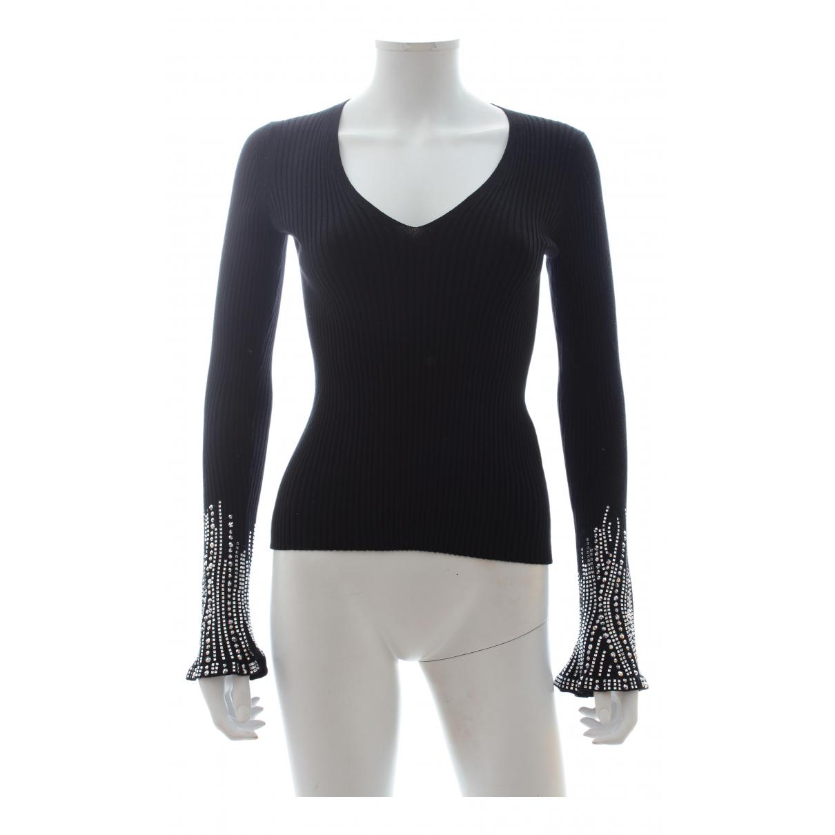 Ermanno Scervino \N Black Knitwear for Women 38 IT