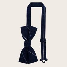 Men Simple Bow Tie