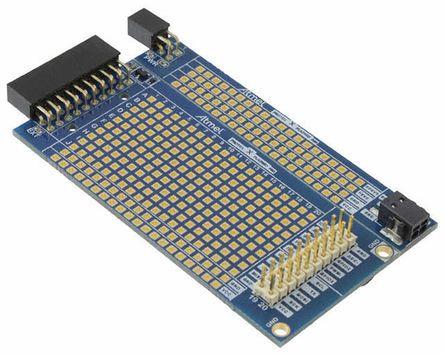 Microchip Xplained Pro Prototyping Extension Board ATPROTO1-XPRO