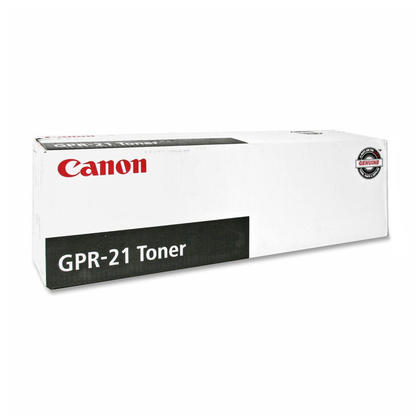 Canon GPR21BK 0262B001AA Original Black Toner Cartridge