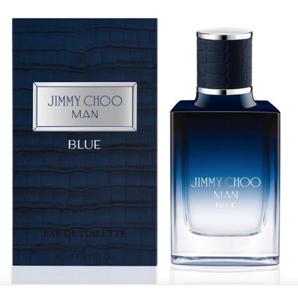 Jimmy Choo - Man Blue : Eau de Toilette Spray 1 Oz / 30 ml