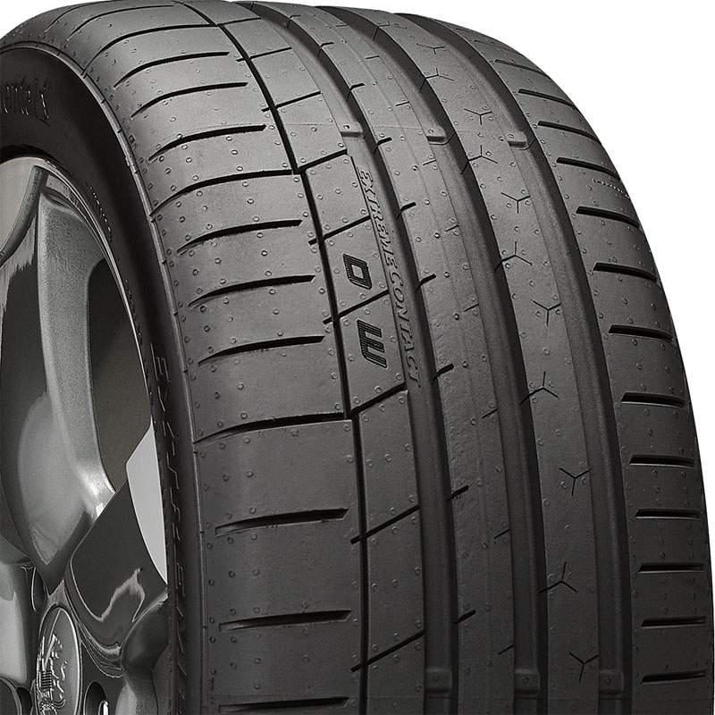 Continental 15507130000 Extreme Contact Sport 285 40 R17 100W SL BSW