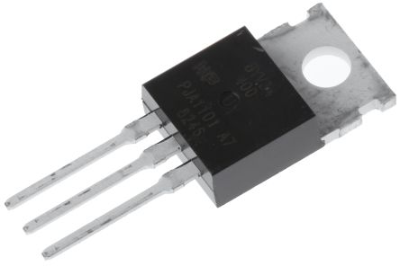 WeEn Semiconductors Co., Ltd 400V 20A, Dual Silicon Junction Diode, 3-Pin TO-220AB BYV34-400 (5)
