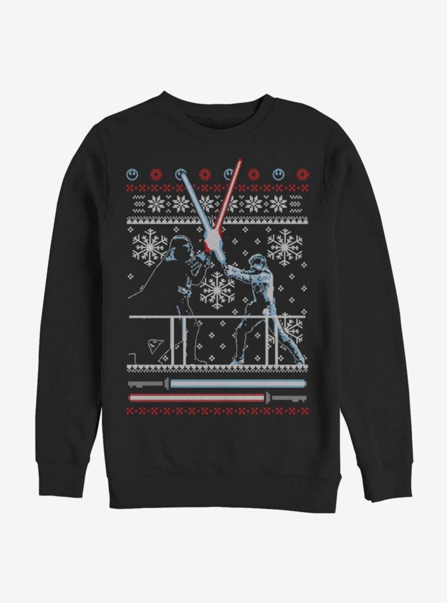 Star Wars Ugly Feud Sweatshirt