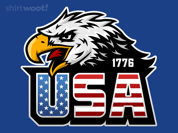 Team Usa T Shirt