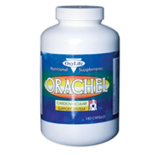 Oxylife Orachel-Cardio 180 CP EA by Oxylife Products