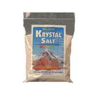 Miracle Krystal Salt Rocks Bag 1 Lb by Klamath Blue-Green Algae