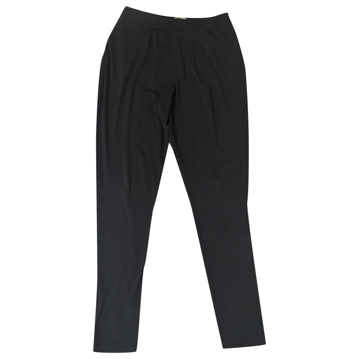 Michael Kors \N Black Trousers for Women S International