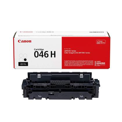 Canon 046H 1254C001 cartouche de toner originale noire haute capacité