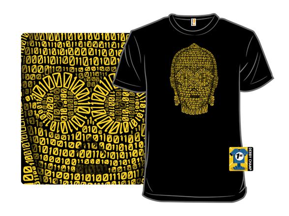 Binary 3p0 T Shirt