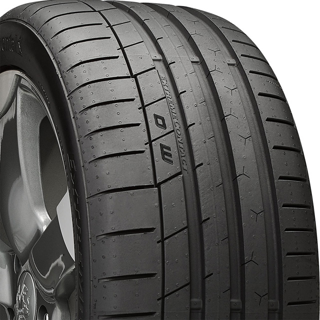 Continental 15507050000 Extreme Contact Sport 205 /45 R16 83W SL BSW