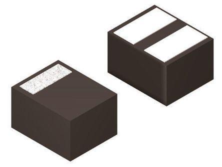 Semtech UCLAMP3301D.TCT, Triple-Element Uni-Directional TVS Diode, 100W, 2-Pin SOD-323 (10)