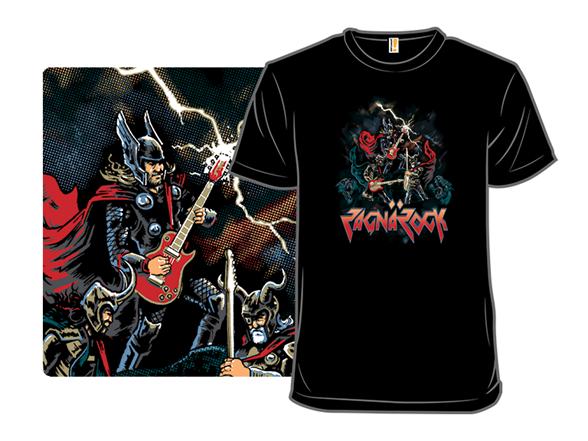 Ragnarock! T Shirt