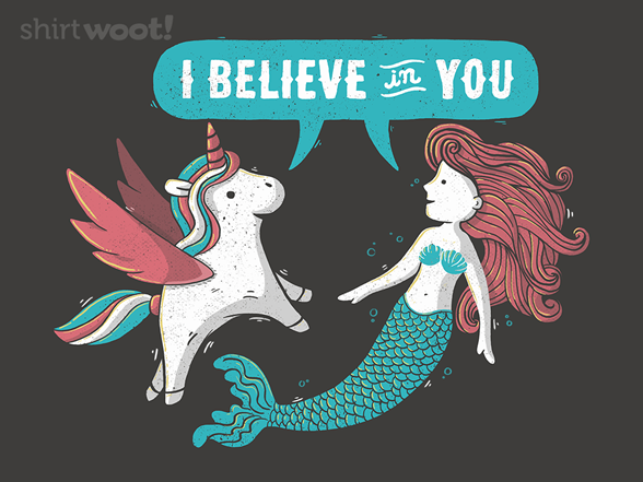 Believe In Each Other T Shirt