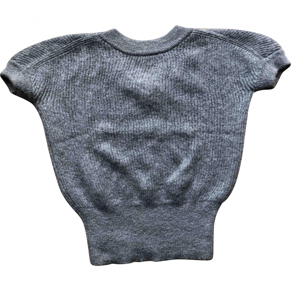 Comptoir Des Cotonniers \N Grey Wool Knitwear for Women S International