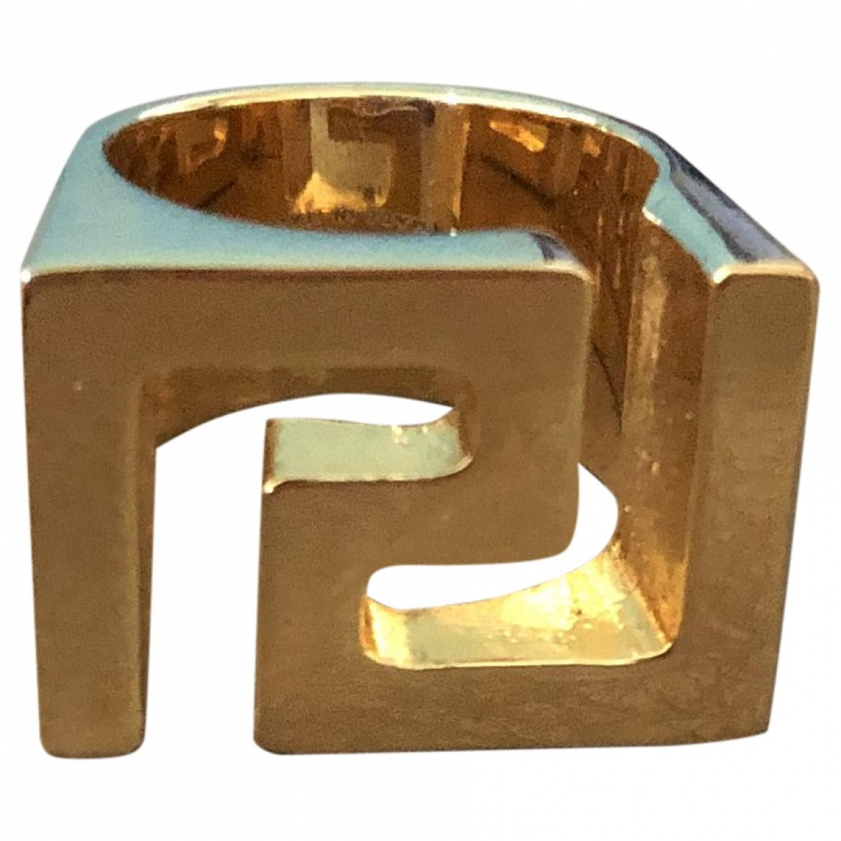 Versace \N Gold Metal Jewellery for Men \N