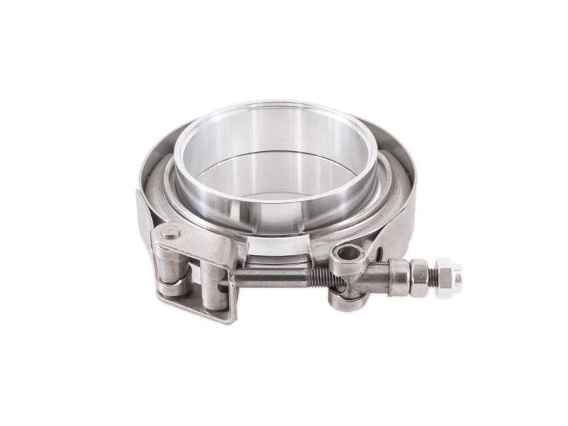 Mishimoto MMCLAMP-VA-35 Aluminum V-Band Clamp (3.5