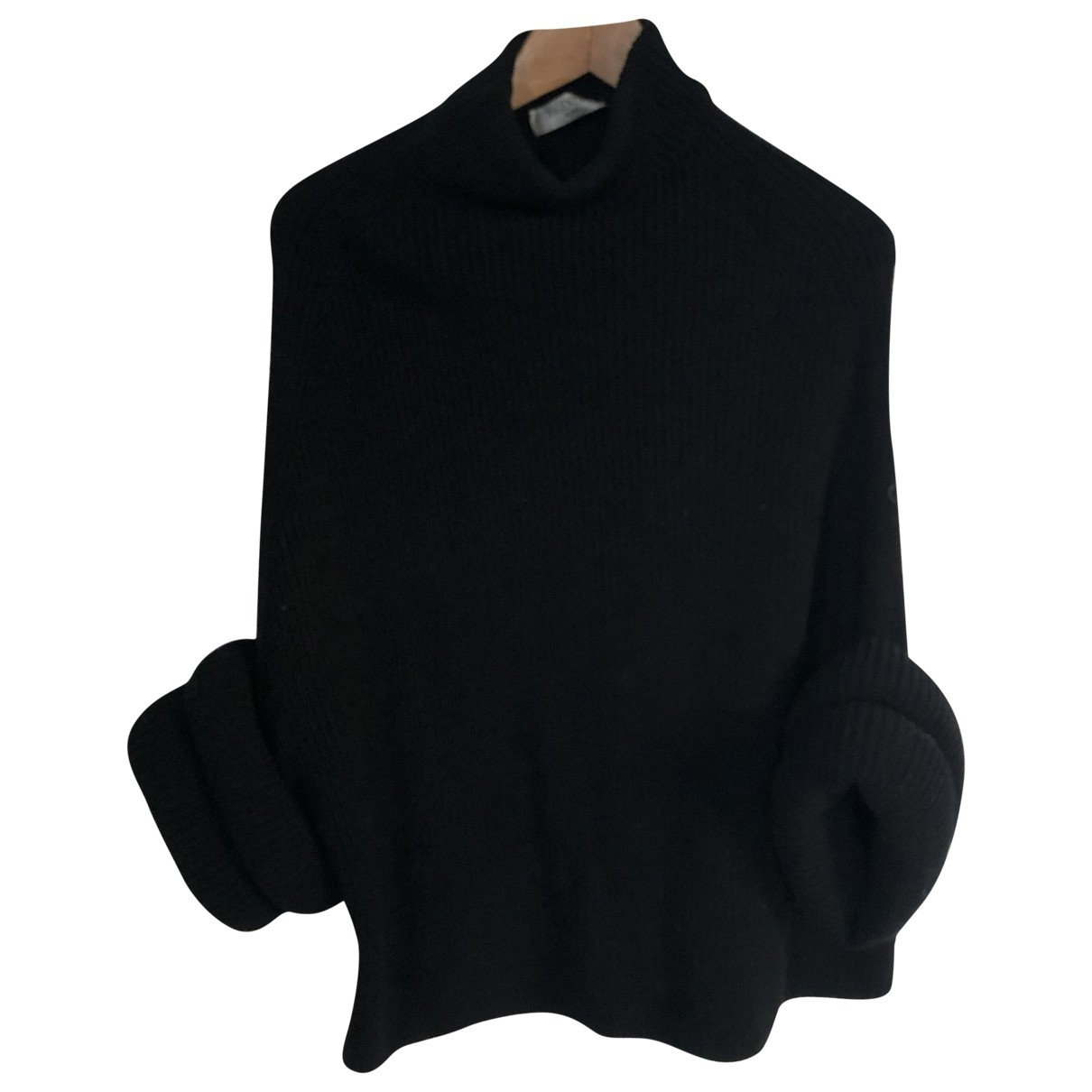 Valentino Garavani \N Black Wool Knitwear for Women M International