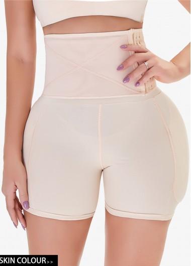 Womens Body Shaper Shapewear Waist Trainer Collect Waist Carry Buttock Shapewear Shorts - 6XL