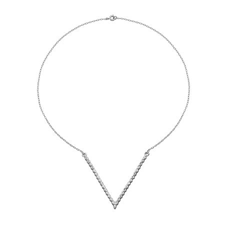 Cubic Zirconia Sterling Silver