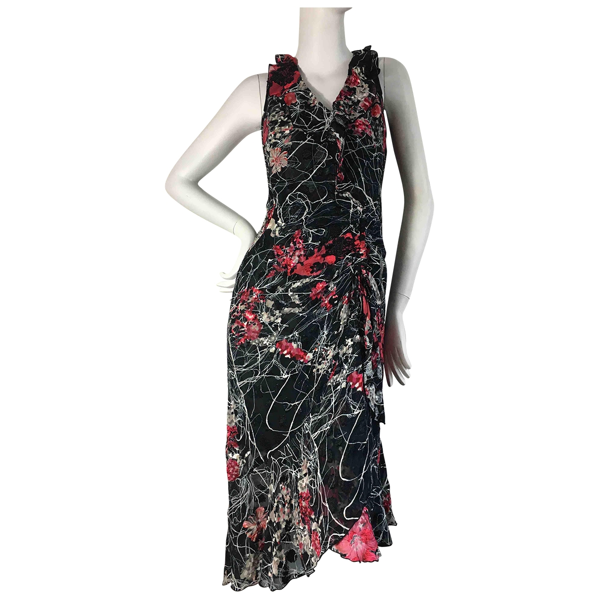 Christian Lacroix \N Black dress for Women 40 FR