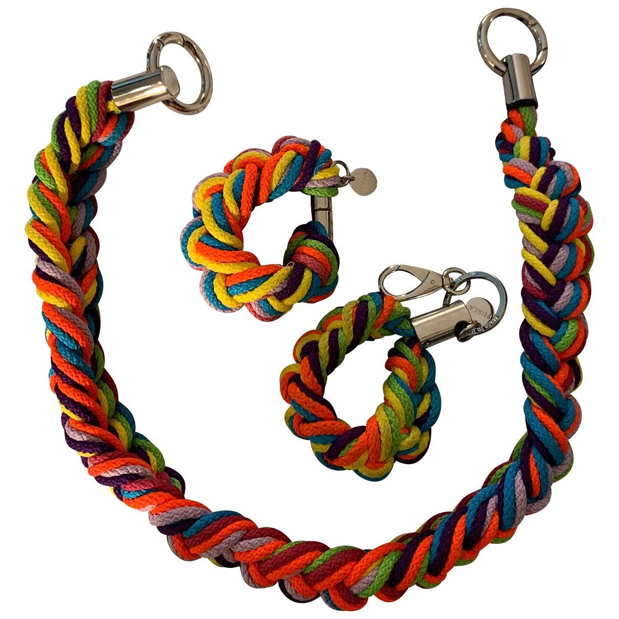 Furla \N Multicolour Metal Jewellery set for Women \N