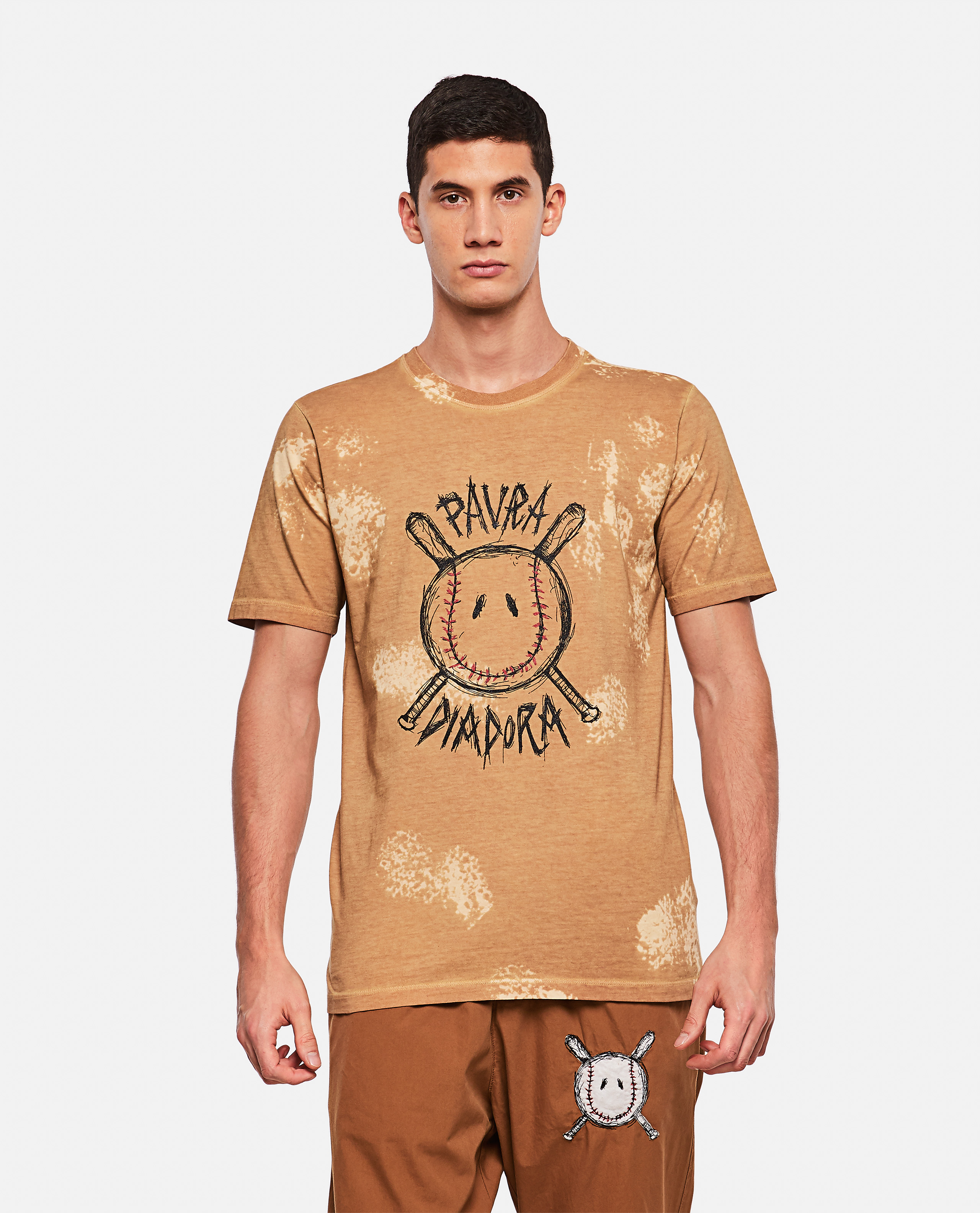 Paura x Diadora t-shirt