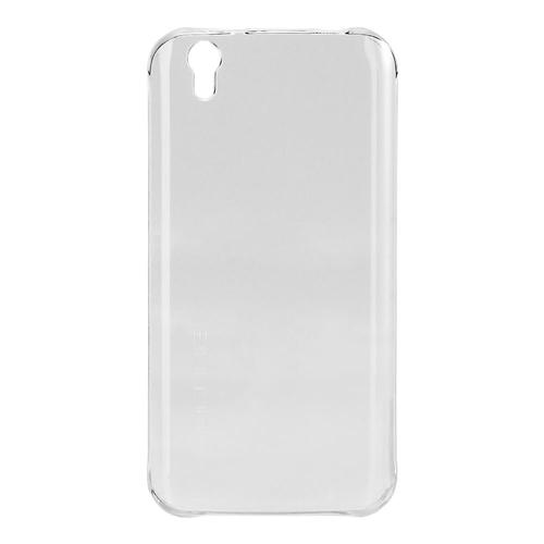 Hard Case Protective PC Back Cover Shockproof Phone Shell For UMI London - Transparent White