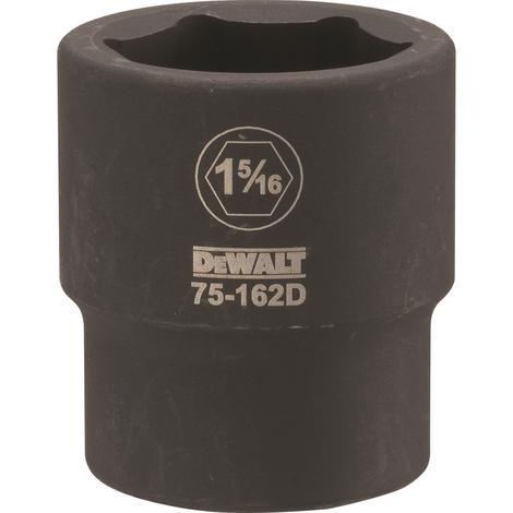 DeWalt 3/4 Drive X 1-5/16 6PT Standard Impact Socket