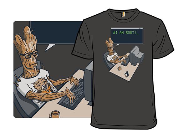 Admins Of The Galaxy T Shirt