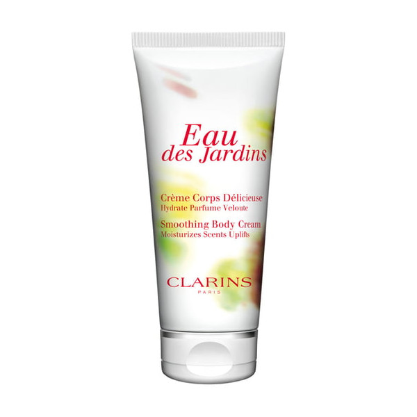 Clarins - Eau Des Jardins : Body Cream 6.8 Oz / 200 ml