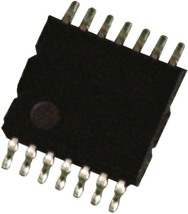 Toshiba TC4069UBFT(N), , Hex Inverter, 14-Pin TSSOP (5)