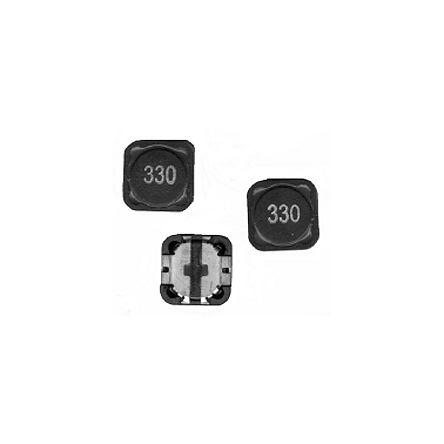RS PRO , 25 Shielded Wire-wound SMD Inductor 150 μH Shielded 1A Idc (20)