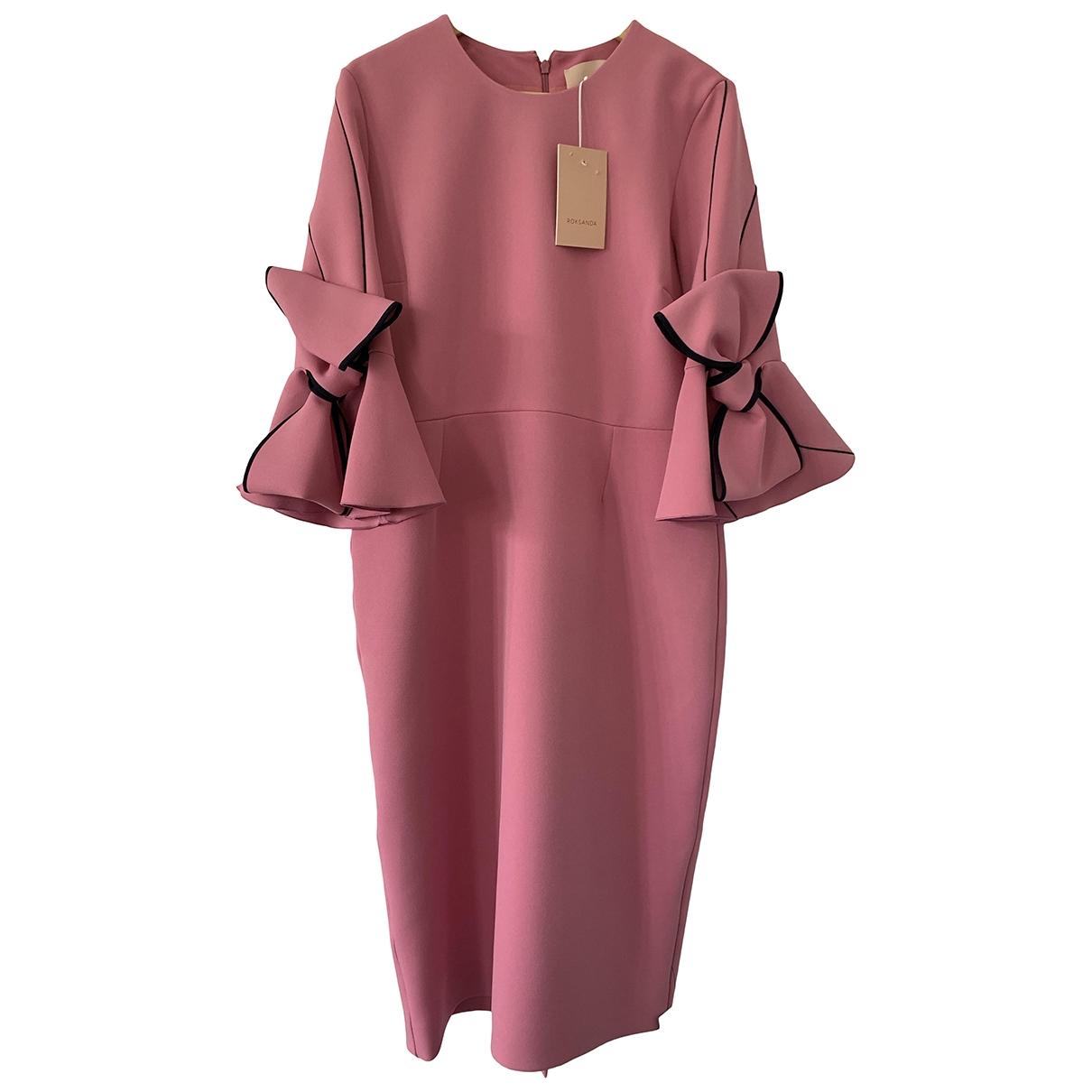 Roksanda \N Pink dress for Women 16 UK