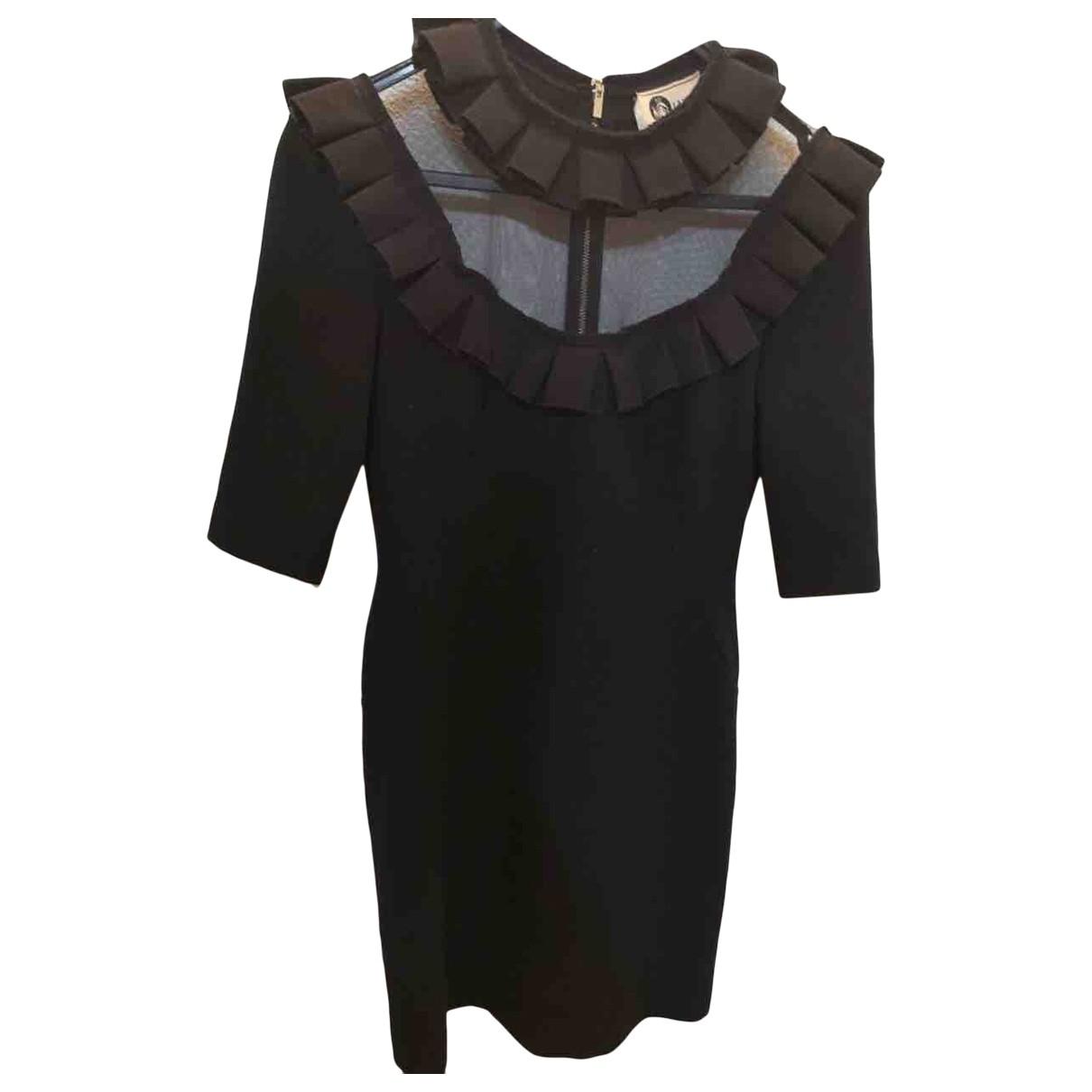 Lanvin \N Black Cotton dress for Women 36 FR