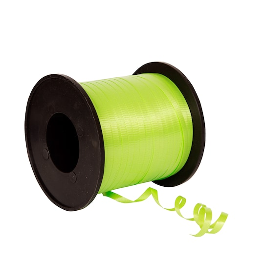 500Yd. Curling Ribbon By Unique in Green | Michaels®