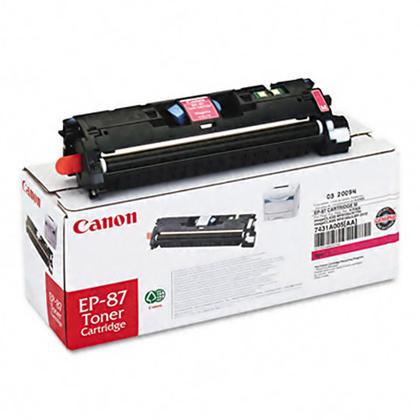 Canon EP87 7431A005AA cartouche de toner originale magenta