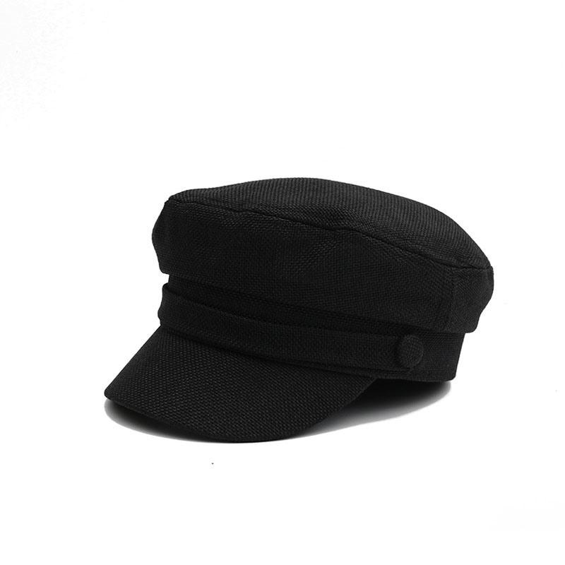 Ericdress Casual Military Summer Plain Hat