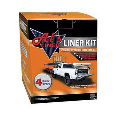 Als Liner 1 Gallon Gray Bed Liner Kit - ALS-GR