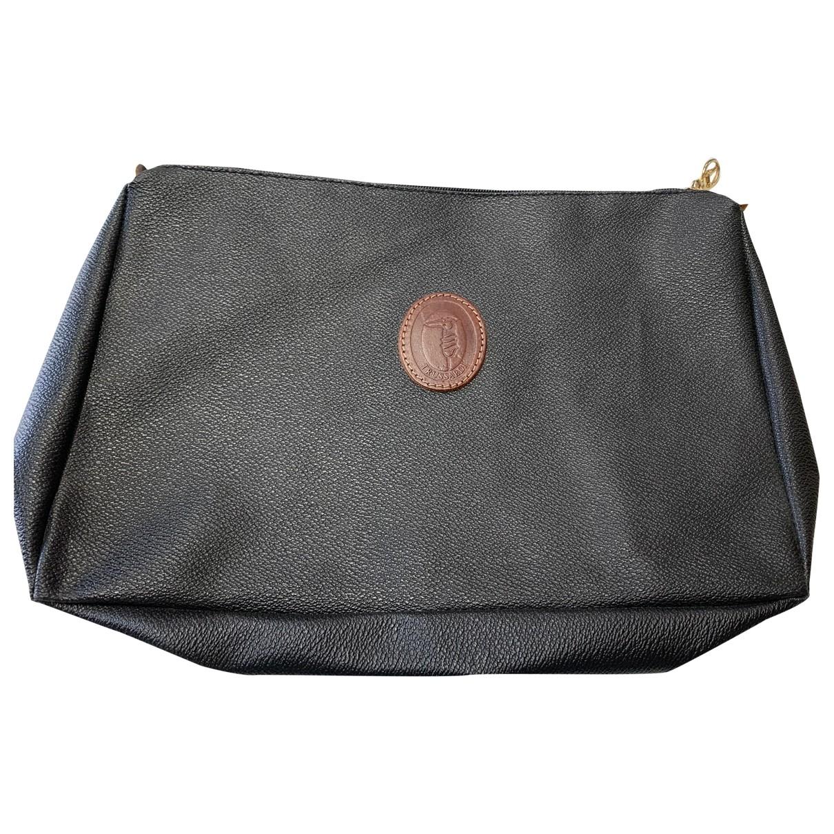 Trussardi \N Black handbag for Women \N