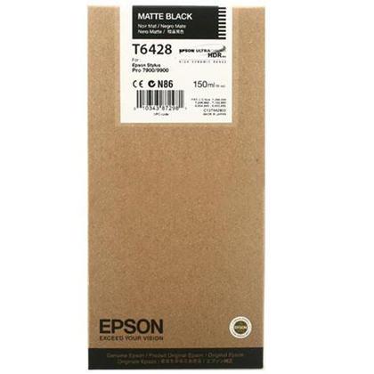 Epson T642800 cartouche d'encre originale noire mat