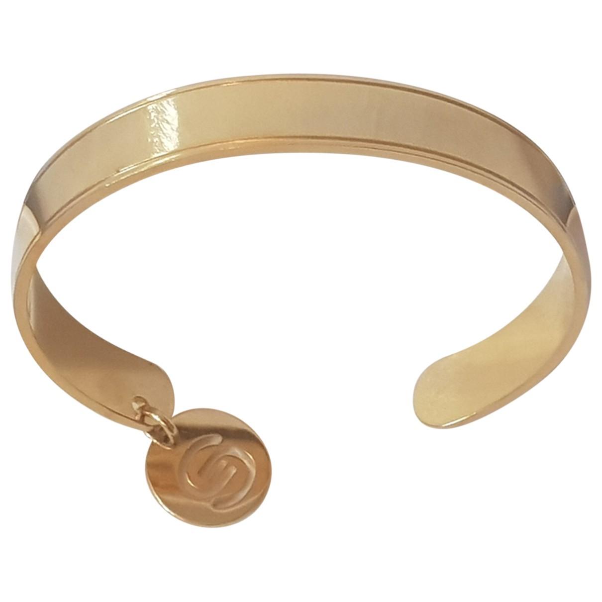 Elie Saab \N Gold Metal bracelet for Women \N