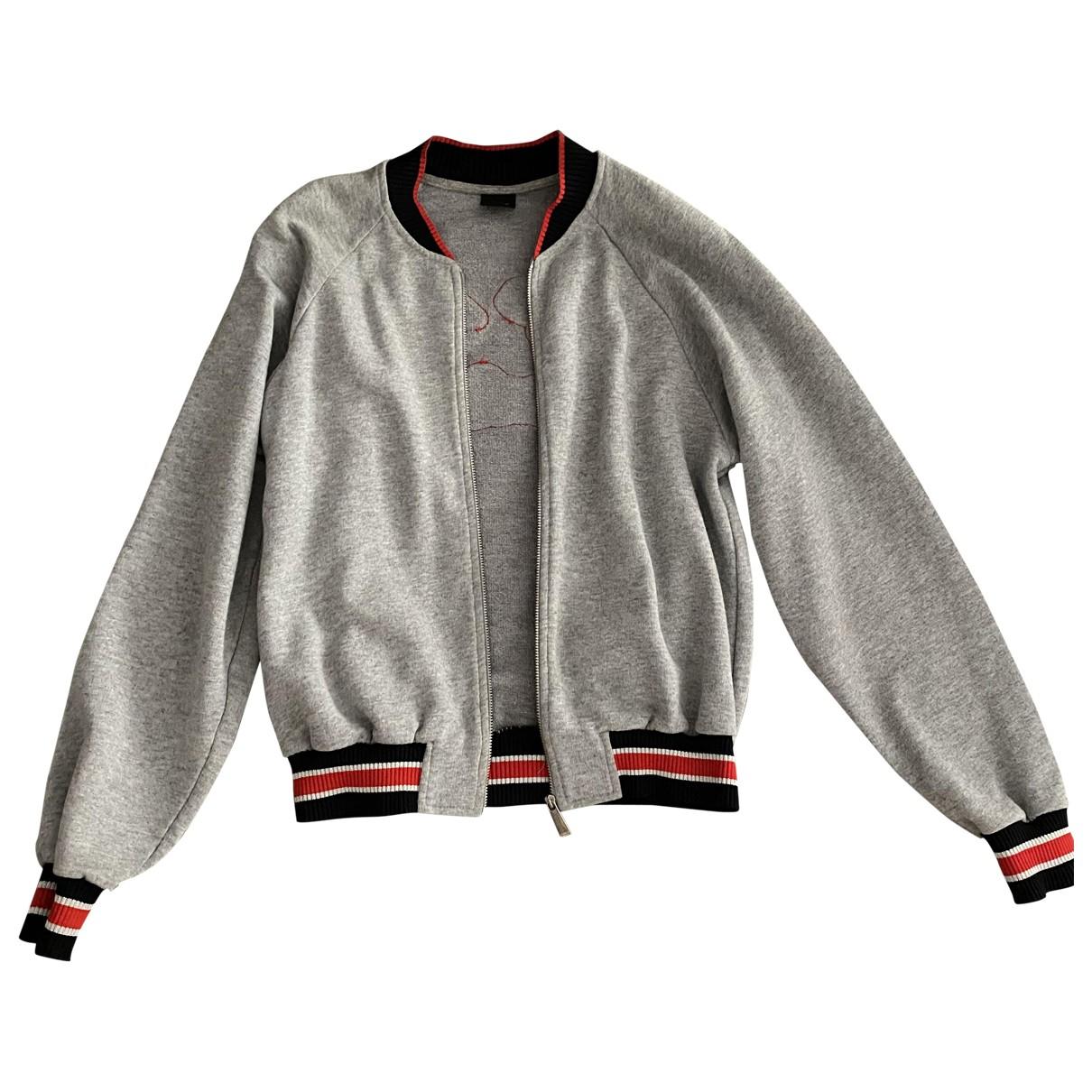 Pinko \N Grey Cotton jacket for Women S International