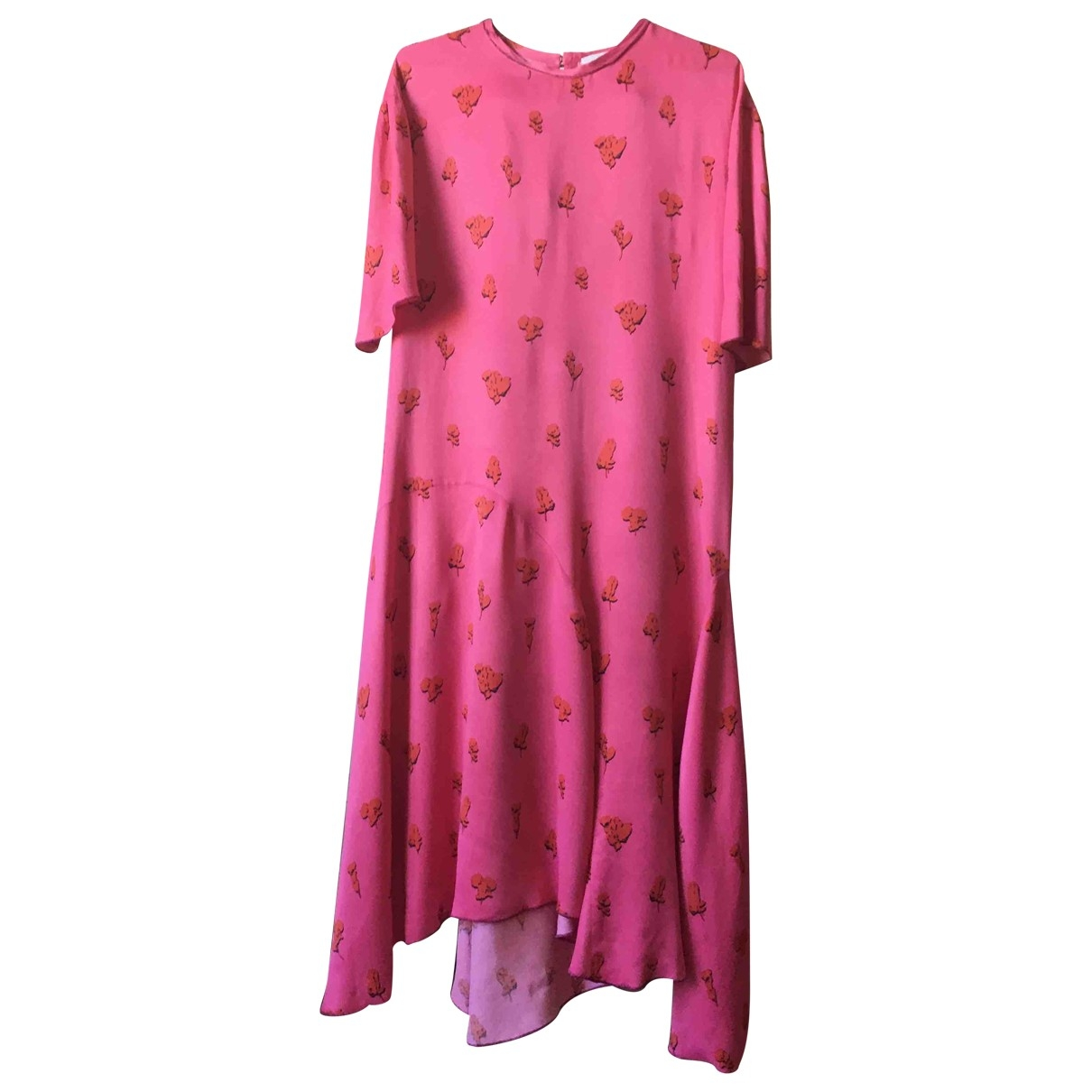Bimba Y Lola \N Pink dress for Women M International