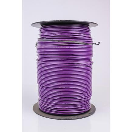 Power Products EL614193 - 14ga Primary Wire Gpt Purple 1000'