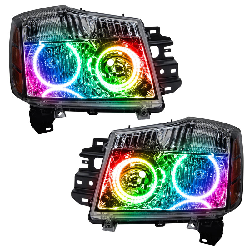 Oracle Lighting 8106-330 2008-2014 Nissan Armada SMD HL