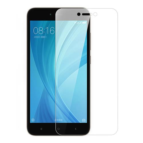 Transparent Xiaomi Redmi Note 5A Tempered Glass 2+16GB Version 0.33mm 2.5D Arc Screen Protective Film Screen Protector