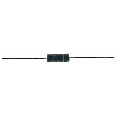 TE Connectivity 560Ω Metal Oxide Resistor 3W ±5% ROX3SJ560R (10)