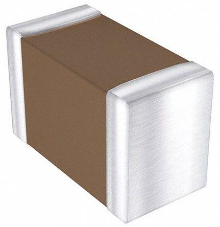 AVX 0603 (1608M) 1μF Multilayer Ceramic Capacitor MLCC 25V dc ±10% SMD 06033D105KAT2A (50)