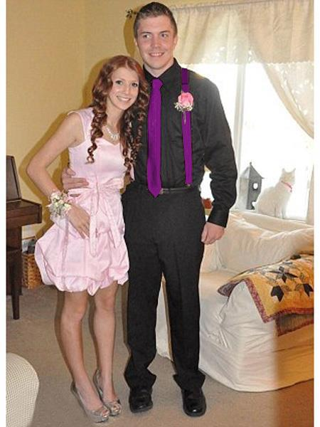 High7School Homecoming Outfits For Guys Casual Package Purple